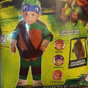 Other - Teenage mutant Leonardo ninja turtles costume
